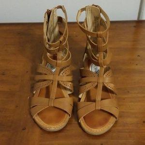 Stevies Stephie Gladiator Sandals